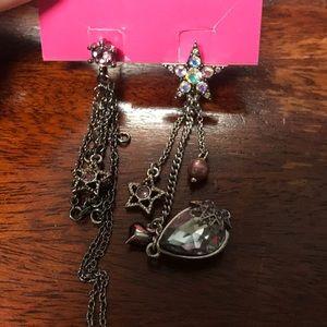 Betsey Johnson iconic earrings